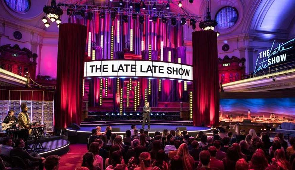 The Late Late Show London with James Corden